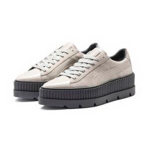 Brand new puma Fenty  pointy creeper patent shoes
